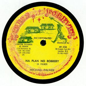 PALMER, Michael - Na Plan No Robbery
