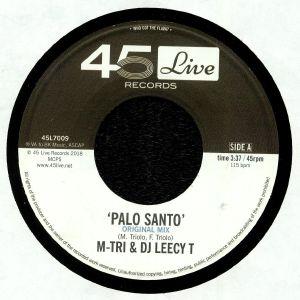 M TRI/DJ LEECY T - Palo Santo