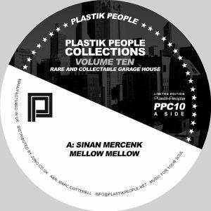 MERCENK, Sinan/TEMPLETON PECK/USCHI CLASSEN - Plastik People Collections Volume Ten