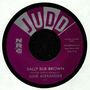ALEXANDER, June - Sally Sue Brown