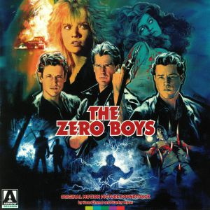 ZIMMER, Hans/STANLEY MYERS - The Zero Boys (Soundtrack)
