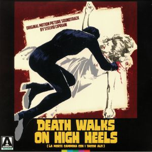 CIPRIANI, Stelvio - Death Walks On High Heels (Soundtrack)