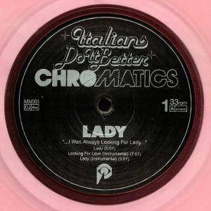 CHROMATICS - Lady