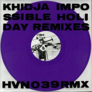KHIDJA - Impossible Holiday Remixes