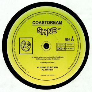 COASTDREAM - Shine EP