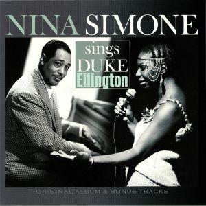 SIMONE, Nina - Nina Simone Sings Duke Ellington