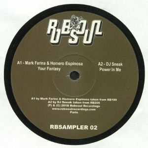 FARINA, Mark/HOMERO ESPINOSA/DJ SNEAK/JOSS MOOG/PHIL WEEKS - RBSAMPLER 02