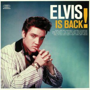 PRESLEY, Elvis - Elvis Is Back!
