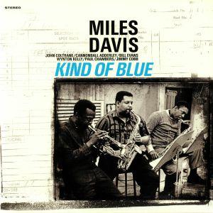DAVIS, Miles - Kind Of Blue (reissue)