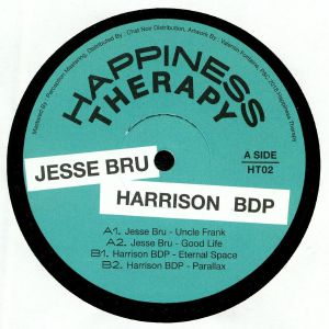 BRU, Jesse/HARRISON BDP - Happiness Therapy Split Vol 2