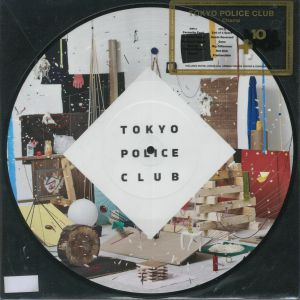 TOKYO POLICE CLUB - Champ (reissue)