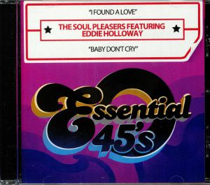 SOUL PLEASERS, The feat EDDIE HOLLOWAY - I Found A Love