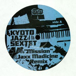 KYOTO JAZZ SEXTET - Mission