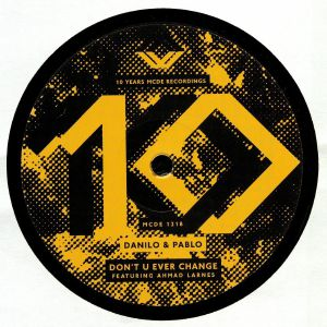 DANILO & PABLO - 10 Years MCDE Recordings