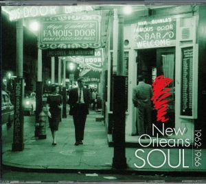 VARIOUS - New Orleans Soul 1962-1966