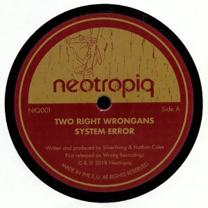 TWO RIGHT WRONGANS - System Error