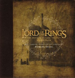 SHORE, Howard - The Lord Of The Rings: Motion Picture Trilogy (Soundtrack)