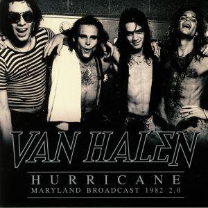 VAN HALEN - Hurricane: Maryland Broadcast 1982 2.0