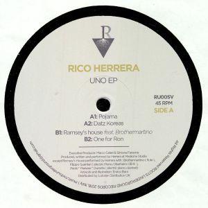 HERRERA, Rico - Uno EP