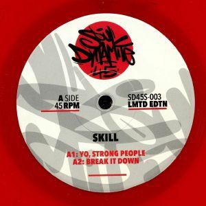 SKILL - Yo Strong People