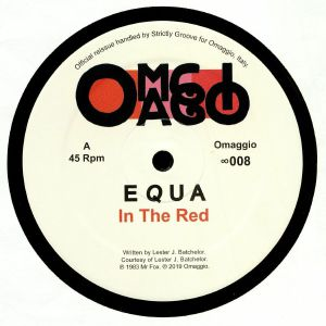 EQUA - In The Red (reissue)