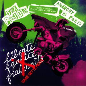 SEX PISTOLS - Anarchy In Paris