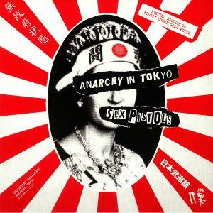 SEX PISTOLS - Anarchy In Tokyo