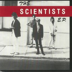 SCIENTISTS, The - The Scientists EP