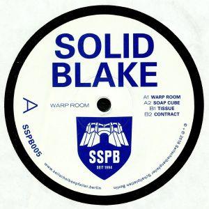 SOLID BLAKE - Warp Room