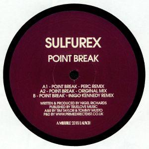 SULFUREX - Point Break