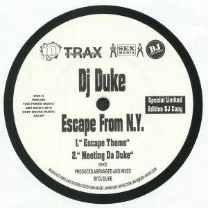 DJ DUKE - Escape From NY