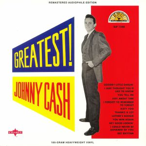 CASH, Johnny - Greatest! (remastered)