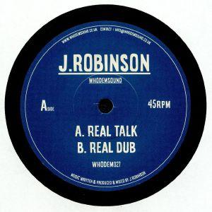 ROBINSON, J - Real Talk