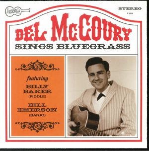 McCOURY, Del - Del McCoury Sings Bluegrass