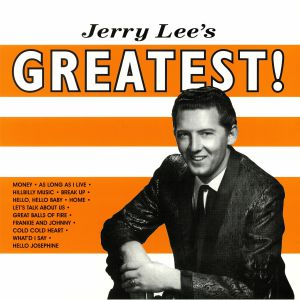 LEWIS, Jerry Lee - Jerry Lee's Greatest