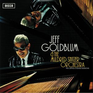 GOLDBLUM, Jeff/THE MILDRED SNITZER ORCHESTRA - The Capitol Studios Sessions