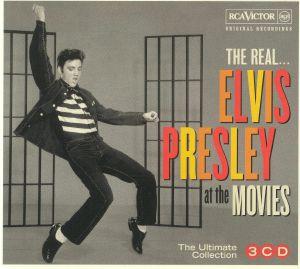 PRESLEY, Elvis - The Real: Elvis Presley At The Movies