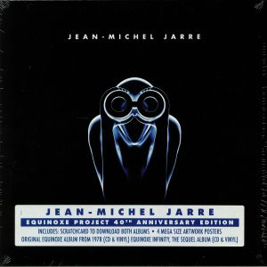 JARRE, Jean Michel - Equinoxe Project: 40th Anniversary Edition