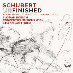 CONCENTUS MUSICUS WIEN/STEFAN GOTTFRIED/FLORIAN BOESCH - Schubert (Un)finished: Symphony No 7 In B Flat Major (D 759) Lieder With Orchestra