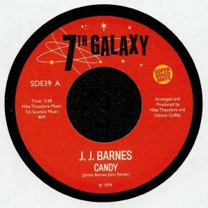 JJ BARNES - Candy