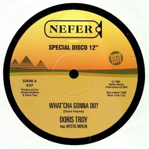 TROY, Doris - What'cha Gonna Do?