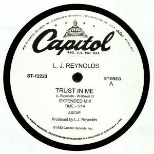 REYNOLDS, LJ/RENE & ANGELA - Trust In Me