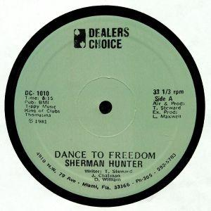 HUNTER, Sherman - Dance To Freedom