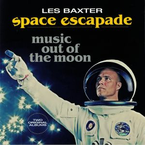 BAXTER, Les - Space Escapade/Music Out Of The Moon