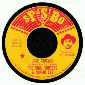 LEE, Shawn/THE SOUL SURFERS - Jose Chicago