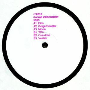 WEHRMEISTER, Konrad - 5050