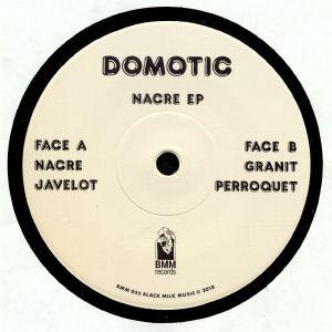 DOMOTIC - Nacre EP