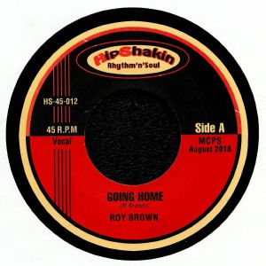 BROWN, Roy/JOE TURNER - Going Home