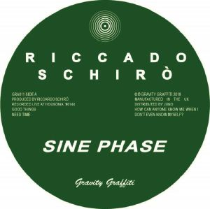 SCHIRO, Riccardo/GG FX - Sine Phase