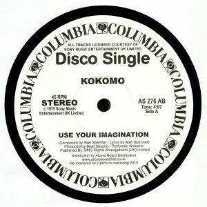 KOKOMO - Use Your Imagination
